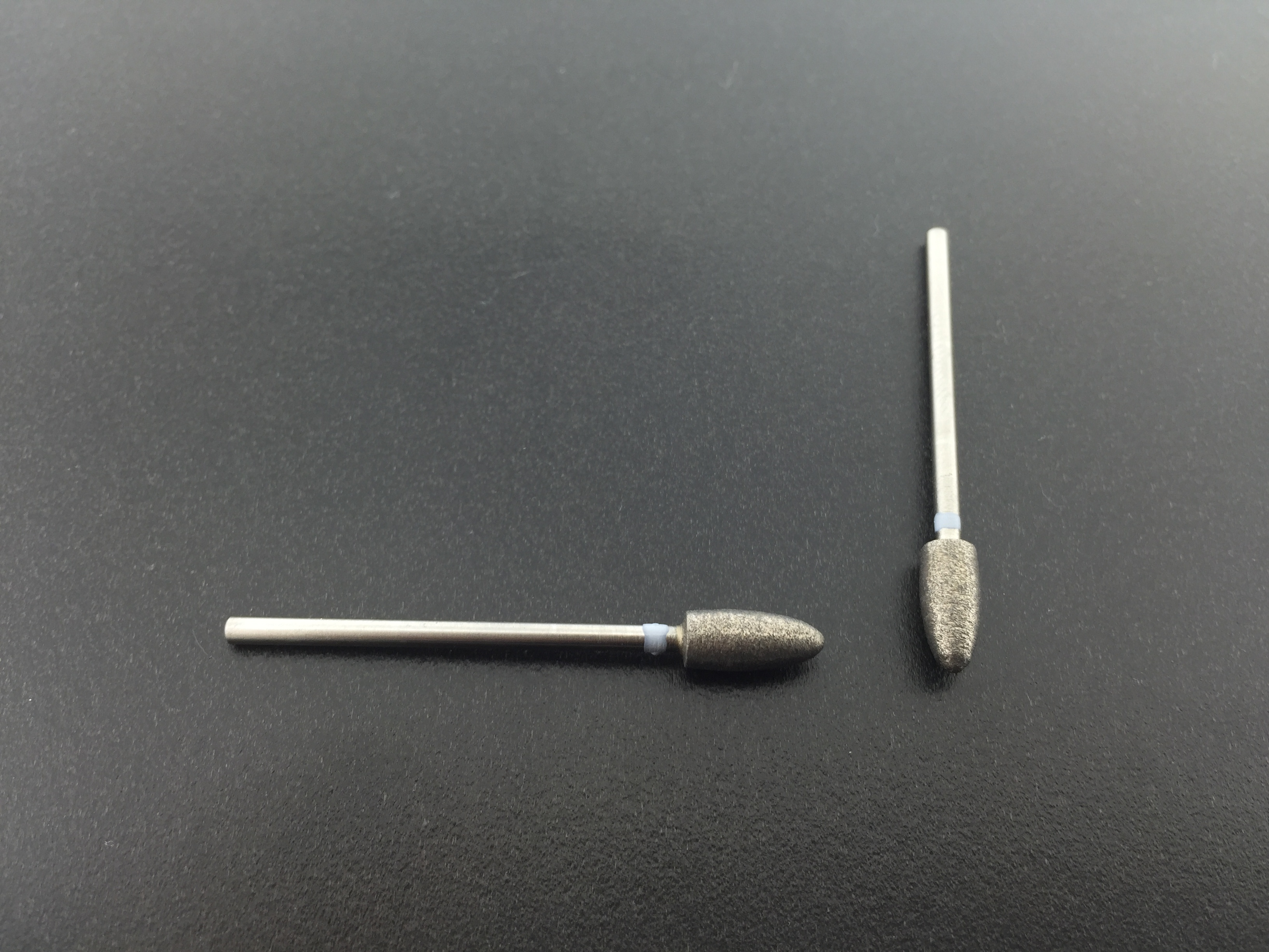 Diamond Sintered Burr, Bullet, 5mm Diameter, 3/32
